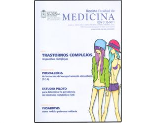 Revista Facultad de Medicina. No. 3. Vol. 56