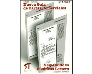 Nueva guía de cartas comerciales. New guide to business letters. Inglés-Español/English-Spanish