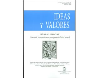 Ideas y Valores. Revista Colombiana de Filosofía. No. 141