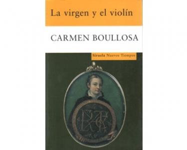 La virgen y el violín