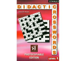 Didactic crosswords. Level 1