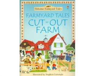 Farmyard tales cut - out farm
