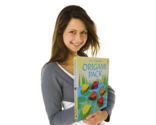 The Usborne Origami pack
