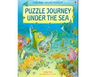 Puzzle journey under the sea