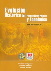 Evolucion histórica del pensamiento político y economico