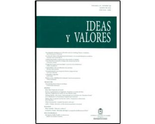 Ideas y Valores. Revista Colombiana de Filosofía. No. 143