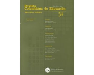 Revista Colombiana de Educación No. 54