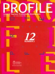 Profile. Issues in Teacher's Professional Development. Vol. 12 No. 2