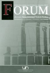 Revista Forum. No 1.