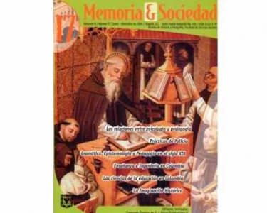 Memoria y sociedad. Vol. 08 No. 17