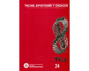 TED. Tecne, Episteme y Didaxis N° 24