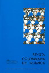 Revista colombiana de química. Vol 40 No. 2