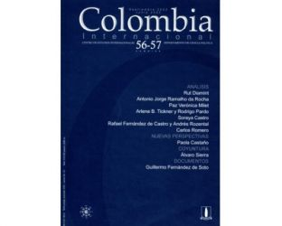 Colombia Internacional No. 56 – 57.