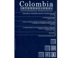 Colombia Internacional No. 53.