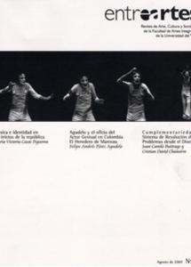 Entreartes No. 6. Revista de Arte, Cultura y Sociedad