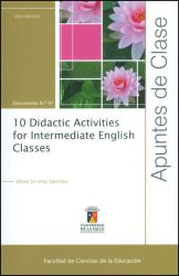 10 didactic activities for intermediate english classes. Apuntes de clase No. 97