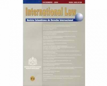 International Law - Revista colombiana de derecho internacional, No. 04