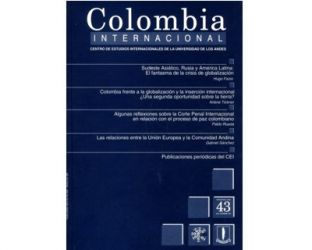 Colombia Internacional No. 43.