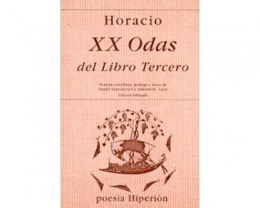 Horacio. XX odas del libro tercero