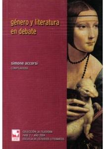 Género y literatura en debate