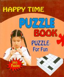 Happy time puzzle book (Café)