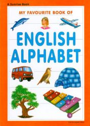 My favourite book of English alphabet