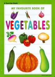 My favourite book of vegetables