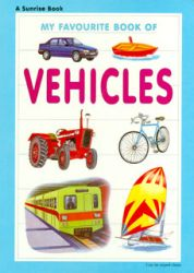 My favourite book of vehicles (Tapa dura)