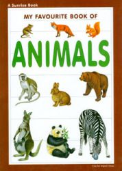 My favourite book of animals (Tapa dura)