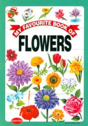My favourite book of flowers (Rústica)