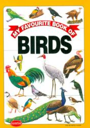 My favourite book of birds (Rústica)