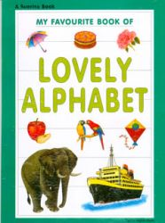 My favourite book of lovely alphabet