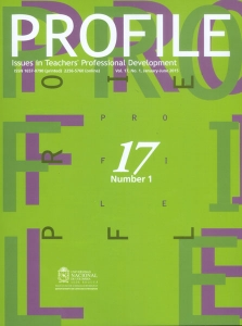 Profile. Issues in teachers professional development. Vol. 17 No. 1