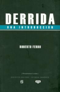 Derrida. Una introducción