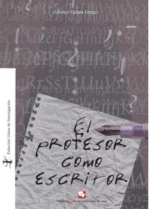 El profesor como escritor