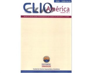 Clío América. Vol 1. No 2