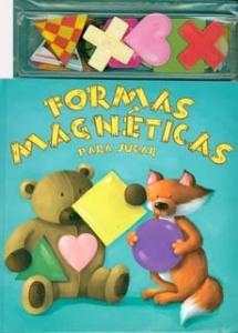 Formas magnéticas para jugar