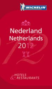 La guía Michelin Nederland 2012