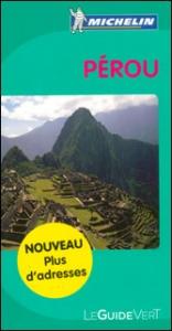 Le Guide Vert Pérou