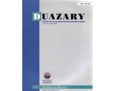 Duazary. Vol. 5 No. 1