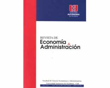 Revista de Economía & Administración. Vol. 4 No. 1