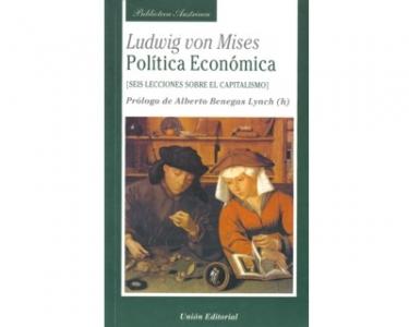 Política económica (Seis lecciones sobre el capitalismo)
