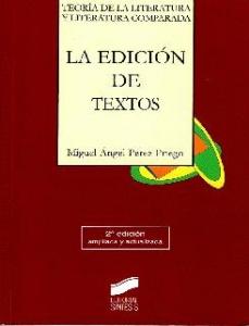 La edición de textos