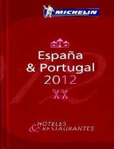 La guía Michelin España & Portugal 2012