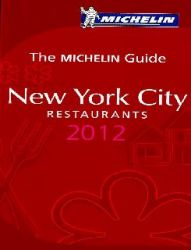 La guía Michelin New York City 2012