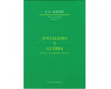 Socialismo y guerra. Ensayos, documentos, reseñas