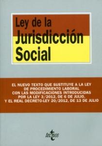 La ley de la jurisdicción social