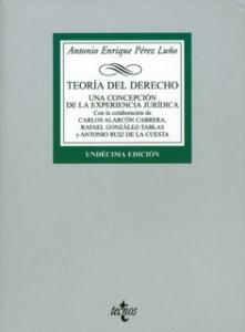 Teoría del derecho: una concepción de la experiencia jurídica