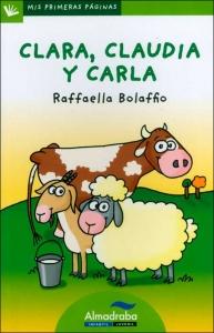 Clara, Claudia y Carla