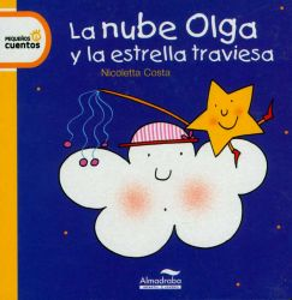 La nube Olga y la estrella traviesa